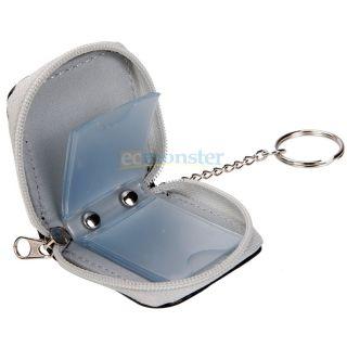 MMC CF Micro SD Memory Card Storage Carrying Pouch Case Holder Wallet