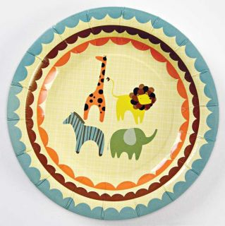 Meri Meri Animal Parade Party Paper Cups Plates Napkins Garland Cake