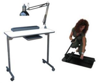 Dina Meri Portable Manicure Table Nail Care Center 310P