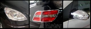 Mercedes Benz B Class W245 Chrome Head Light Trim M43