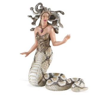 Vinyl Medusa Greek God Vinyl Figure Snake Lady New