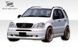 1998 2001 Mercedes Benz ml Class W163 Duraflex w 1 Complete Body Kit