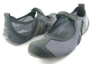 Merrell Relay Tour Black Grey Mesh Womens Shoes Sneakers 10 5 EUR 42