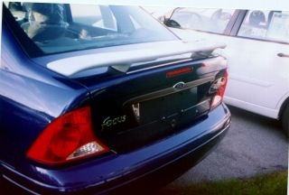 Custom Style Spoiler 1991 1994 Mercury Capri Convertible   Not Lighted
