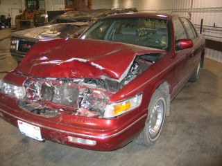 came from this vehicle 1997 MERCURY GRAND MARQUIS Stock # MK9079