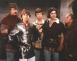 Mel Brooks When Things Were Rotten Robin Hood Complete Series on DVD