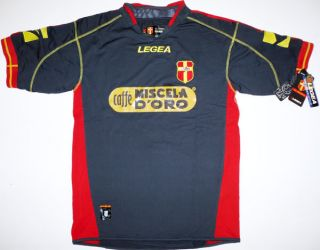 Messina Football Shirt Soccer Jersey Top Maglia Italy