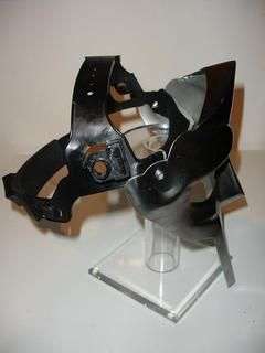 MF Doom Madvillain Mask Hip Hop Rap Collectors Item