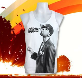Method Man Hip Hop Wu Tang Clan Drake Tank Top T Shirt Free Size