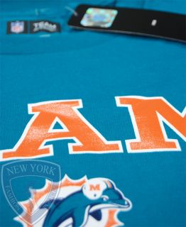 Miami Dolphins T Shirt Ryan Tannehill NFL Football Logo Tee XL