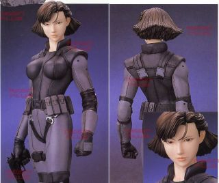 Meryl Metal Gear Solid 1 6 Unpainted Model Resin Kit