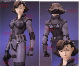 Meryl Metal Gear Solid 1 6 Unpainted Model Resin Kit