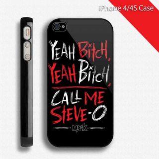 Lace Up MGK Machine Gun Kelly Cleveland iPhone 4 4S Hard Plastic Case