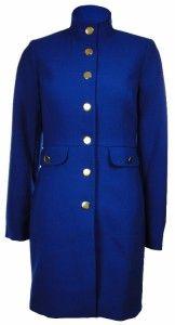 Sutton Studio Womens Crepe Jacket Topper Long Lightweight Wool Blend