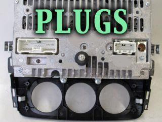 Mazda Miaa 6 CD Disc  Bose Changer SA Sirius Radio 09 10 11 12