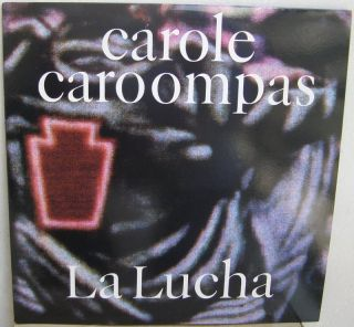 Carole Caroompas Private LP Chas Smith Avant Fluxus Poetry Broken