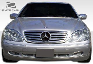 2000 2002 Mercedes Benz s Class W220 Duraflex CR s Complete Body Kit