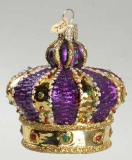 Merck Familys Xmas Ornament Crown of Royalty 8351263