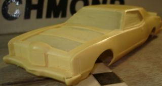 1976 Mercury Montego NASCAR 1 25th Scale Resin Body Kit New