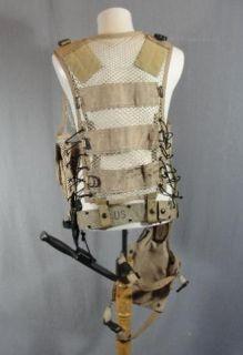 SG1 Stargate SG 1 Dr Daniel Jackson Michael Shanks Worn Tactical Vest