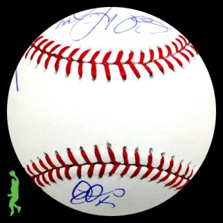 2012 ST. LOUIS CARDINALS TEAM SIGNED ROMLB BASEBALL BALL JON JAY