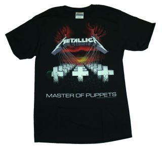 Metallica Master of Puppets T Shirt Tee
