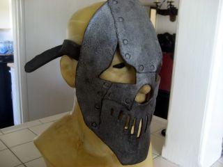 Slipknot Mick Thompson Latex Devil Halloween Mask