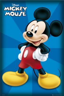 iPhone 4 Clip Case Disney Mickey Mouse Silhouette Black Screen Guard