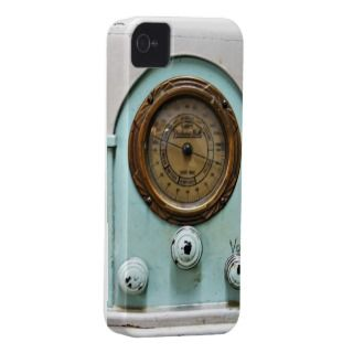 iphone4 4s case vintage short wave radio iPhone 4 cases
