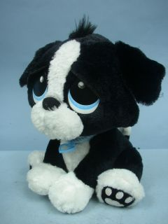 10 Black White Rescue Pet Animated Dog by MGA Entertainment