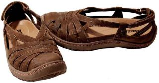 Earth Kalso Womens Shoes Moss Savage Plus Brown Instinct Sandals