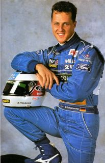 Michael Schumacher 1994 F1 Replica Helmet Helm