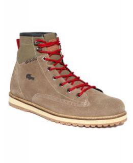 Lacoste Shoes, Delevan 6 Boots   Mens Shoes