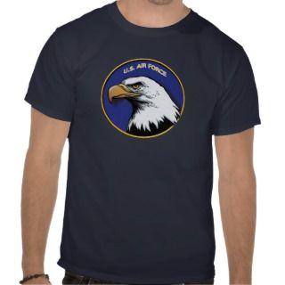 Air Force Bald Eagle Shirt