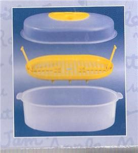 Microwave Steamer Cooker Steamywave as Seen on TV