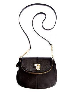 Calvin Klein Handbag, Modena Leather Crossbody Bag   Handbags