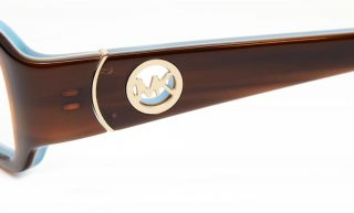 Michael Kors MK 693 200 s 51 RX Glasses Brown Blue