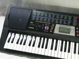 Casio CTK 501 61 Full Size Portable Keyboard w MIDI