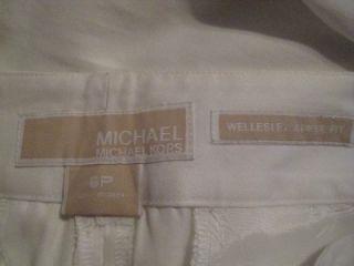 Michael Kors Petite White Pants Reg $89