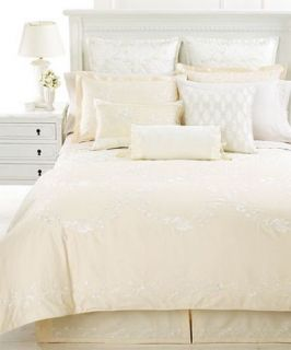 Martha Stewart Chinoiserie Light Beige Queen Sheet Set NP