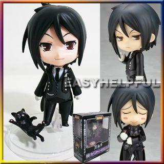 KUROSHITSUJI Black Butler Figure Sebastian Michaelis 4 Anime PVC