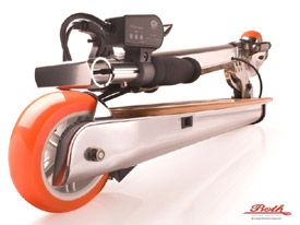 Go Motorboard 2000x Electric Motor Scooter 750 Watt New