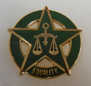 208th Military Police Company 1960s Army MP Di Crest