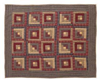 Victorian Heart Millsboro Queen King Quilt Bedskirt Shams Panel