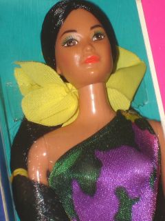 Tropical Miko Barbie Doll 1986 NRFB Mattel