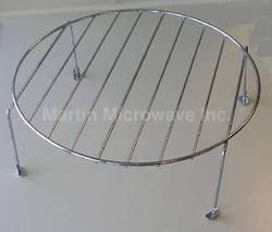High Baking Rack for Sharp Microwave Convection Ovens