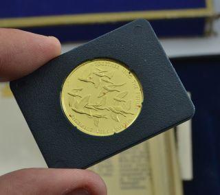Canadian 1978 $100 Gold Coin 22K Elizabeth II Canada Proof 1 2oz
