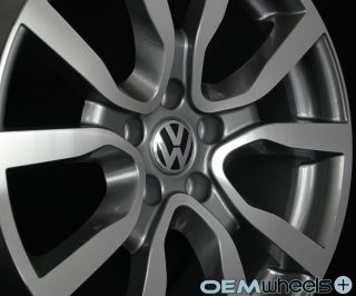 18 2012 Serron Style Wheels Fits VW Golf Jetta CC EOS GTI Passat Audi