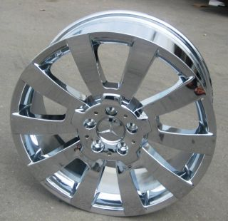 Mercedes GLK350 Chrome Wheels Rims 2010 2012 Exchange Stock