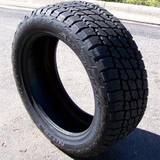 New Nitto Terra Grappler Tires LT265 70 R17 265 70 17
